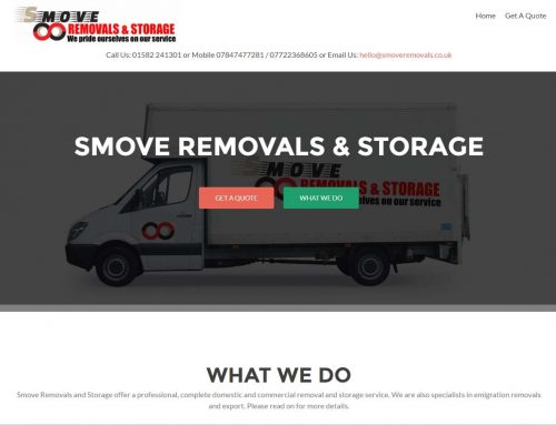 Smove Removals & Storage