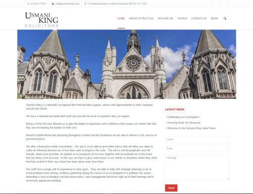 Usmani King Solicitors